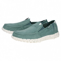 FARTY WASHED - TEAL