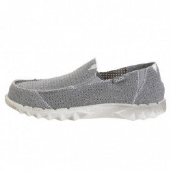 FARTY PERFORATED - LIGHT GREY