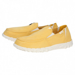 FARTY WASHED - YELLOW